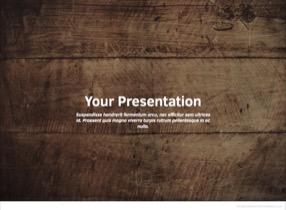 Apple Keynote Wooden Texture 1 - Wooden texture