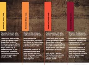 Apple Keynote Wooden Texture 2 - Wooden texture