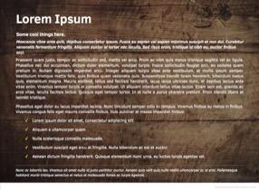 Apple Keynote Wooden Texture 3 - Wooden texture