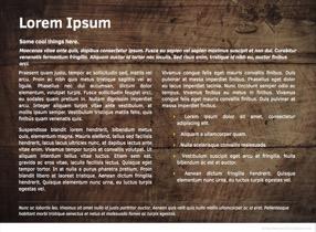 Apple Keynote Wooden Texture 5 - Wooden texture