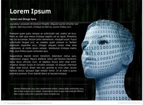 Cyber Security Keynote Theme - Slide 2