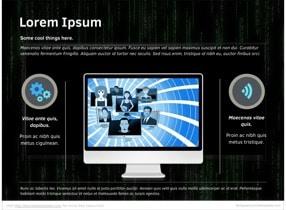 Cyber Security Keynote Theme - Slide 6