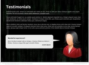 Cyber Security Keynote Theme - Slide 7