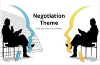 Negotiation Keynote Template 320x210 - Negotiation