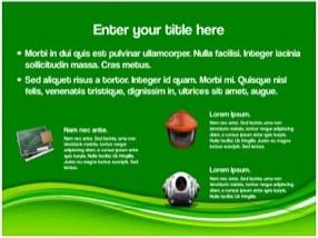 Eco Green Keynote Template 8 - Eco Green