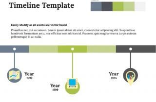 Keynote Timeline Template 0 320x210 - Timeline