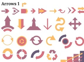 Arrows-Keynote-Shapes-1