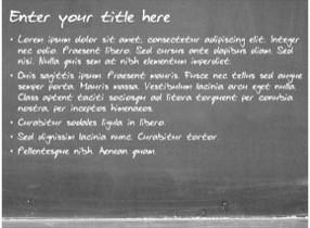 Chalkboard Keynote Template 4 286x210 - Chalkboard