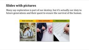 Wedding Keynote Template 3 - Wedding