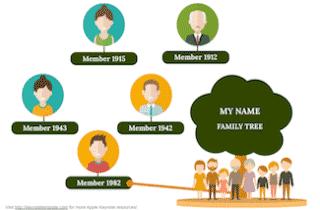 Keynote Tree Diagram Thumb 320x210 - Tree Diagram Set