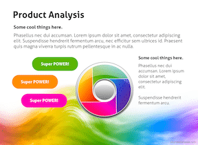 Colorful Keynote Template 6 - Colorful