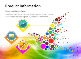 Colorful Keynote Template 7 - Colorful