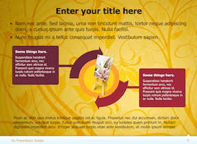Floral Keynote Theme 8 - Floral Design