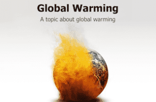 Global Warming Keynote Template 320x210 - Global Warming