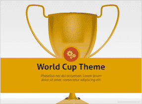 World Cup Keynote Template 1 - World Cup