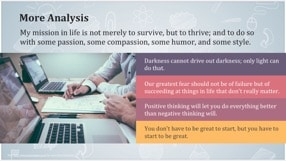 Business Ideas Keynote Template 10 - Business Ideas