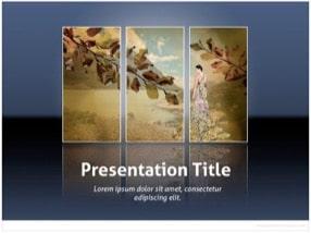 Gallery Keynote Template 1 - Gallery