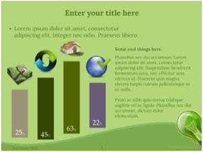 Green Energy Keynote Template 3 - Green Energy