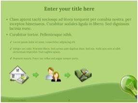 Green Energy Keynote Template 4 - Green Energy