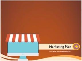 Marketing Plan Keynote Template 1 - Marketing Plan
