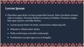 Native American Keynote Template 2 - Native American