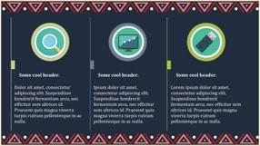 Native American Keynote Template 7 - Native American