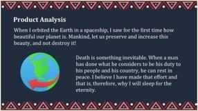 Native American Keynote Template 8 - Native American