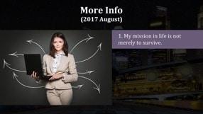 Plane Industry Keynote Template 4 - Plane Industry