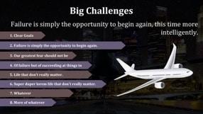 Plane Industry Keynote Template 9 - Plane Industry