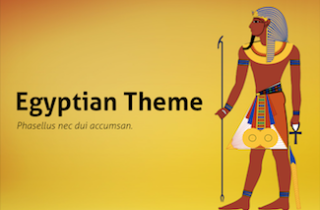 Egyptian Keynote Template 320x210 - Egyptian