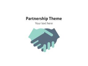 Partnership Keynote Template 1 - Partnership