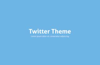 Twitter Keynote Template 320x210 - Twitter