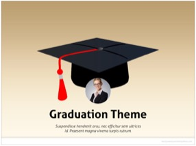 Graduation Keynote Template 1 - Graduation