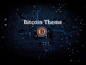 Bitcoin Keynote Template 1 - Bitcoin