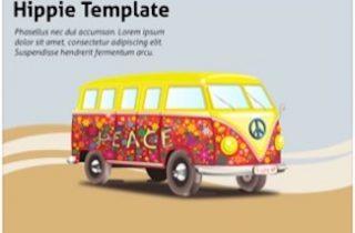 Hippie Keynote Template 320x210 - Hippie