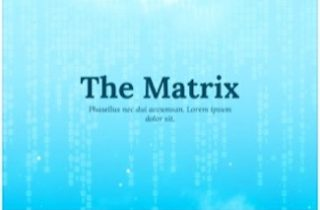 Matrix Keynote Template 320x210 - Matrix