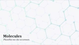 Molecules Keynote Template 320x183 - Molecules