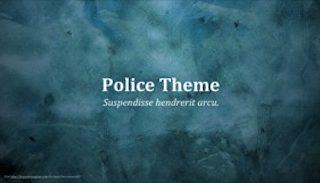 Police Keynote Template 320x183 - Police