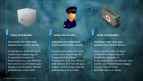 Police Keynote Template 5 - Police