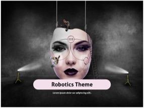 Robotics Keynote Template 1 - Robotics