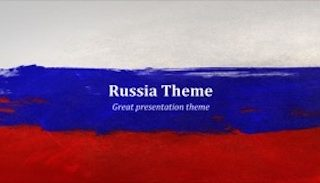 Russia Keynote Template 320x183 - Russia