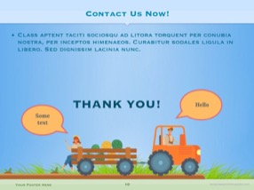 Agriculture Keynote Template 10 - Agriculture