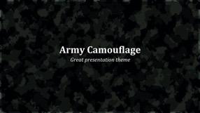 Army Keynote Template 1 - Army