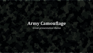 Army Keynote Template 320x183 - Army