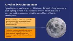 Astronomy Keynote Template 2 - Astronomy