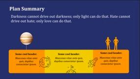 Astronomy Keynote Template 7 - Astronomy