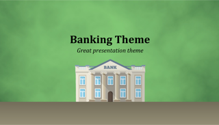 Bank Keynote Template