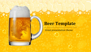 Beer Keynote Template