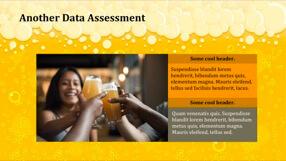 Beer Keynote Template 4 - Beer