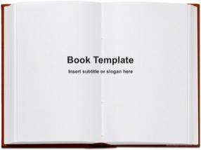 Book Keynote Template 1 - Book